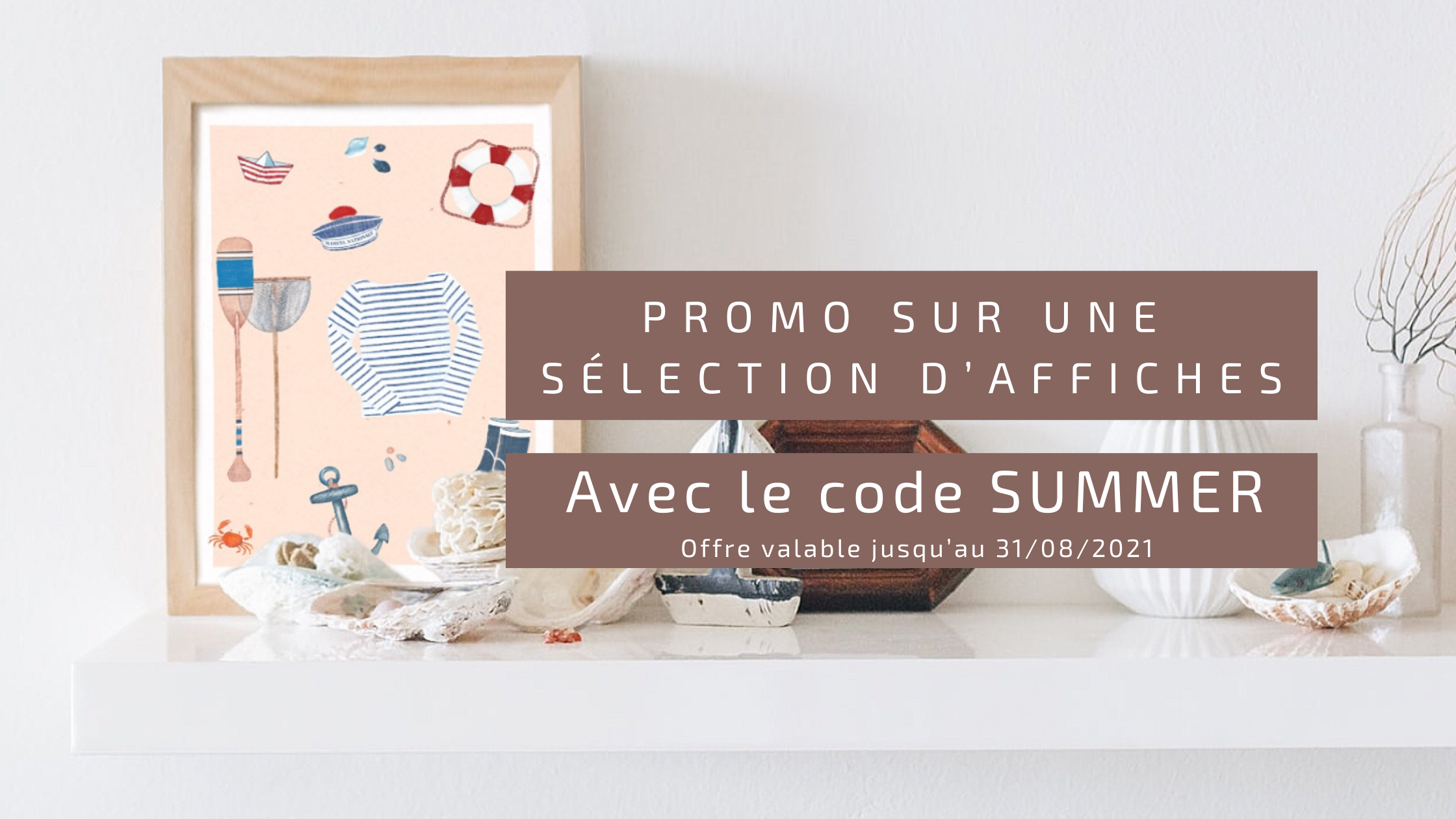 promo affiches SUMMER